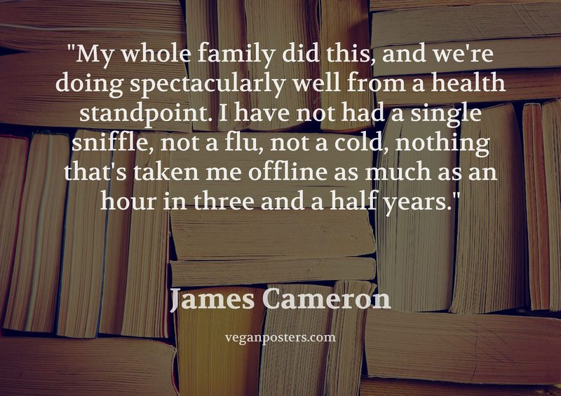 My whole family did this, and we're doing spectacularly well from a health standpoint. I have not had a single sniffle, not a flu, not a cold, nothing that's taken me offline as much as an hour in three and a half years.
